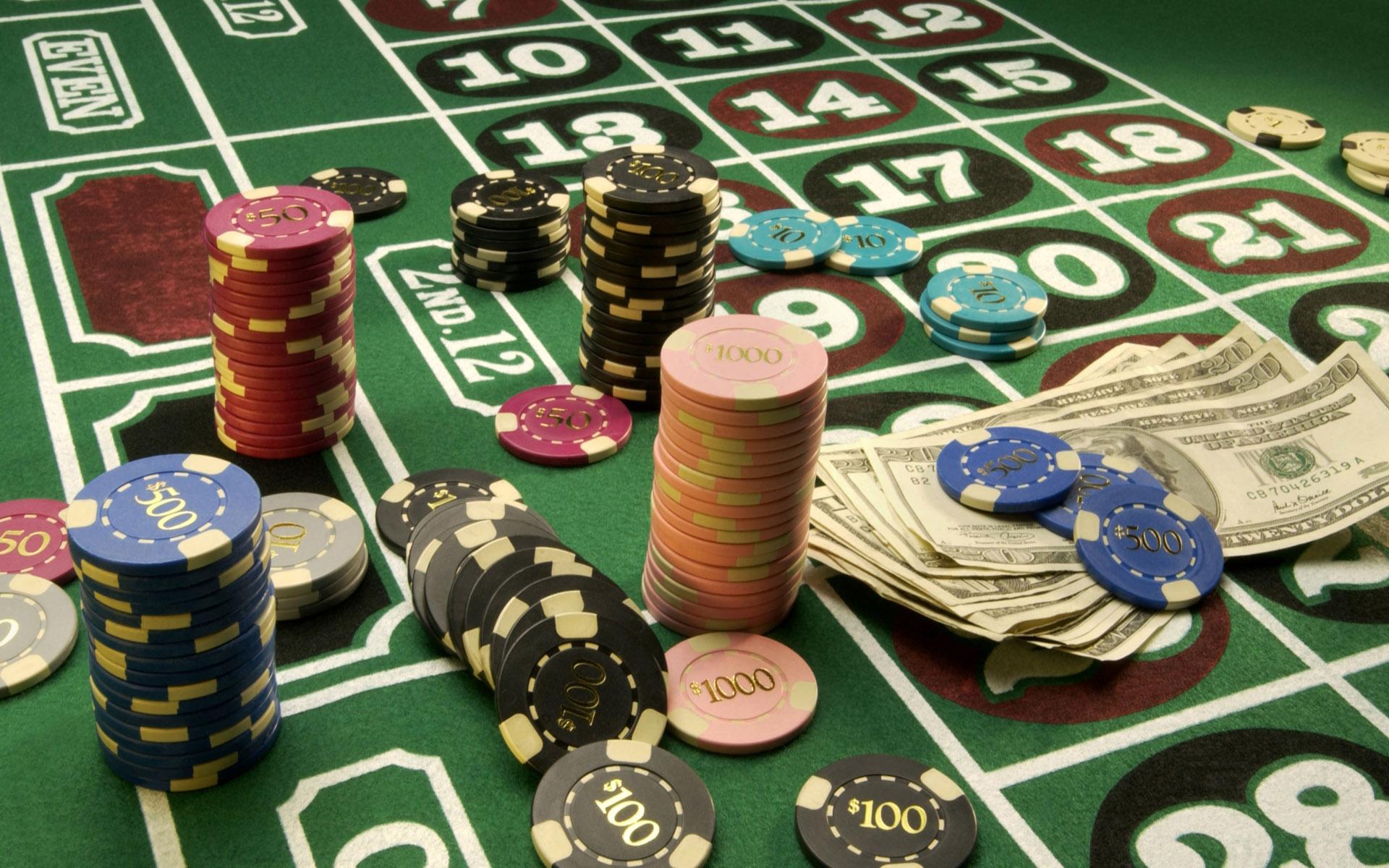 Domino casino game