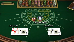 Reasons Why The People Prefer To Play Baccarat Online