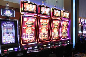 What is the procedure for making a casino deposit?